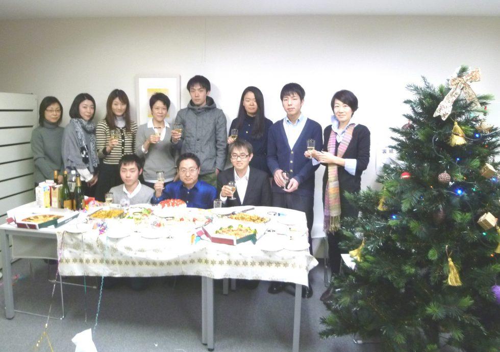 アミットクリスマス会