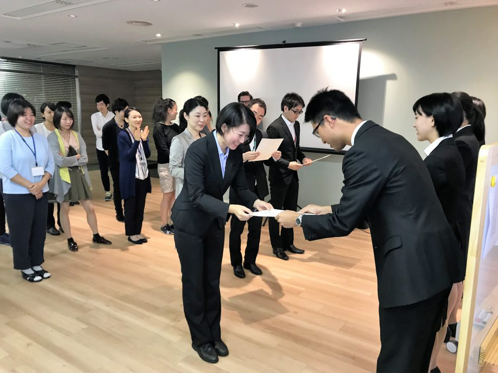[平成31年度新卒入社]内定式&懇親会開催